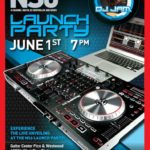 Wed June 1, 2011 NS6 Launch Party w/Live Demo by DJ Jam