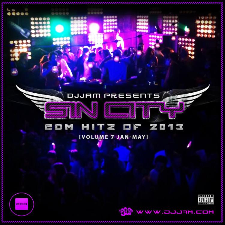 SIN CITY VOL.7 DISC 1&2 (JAN-MAY 2013)