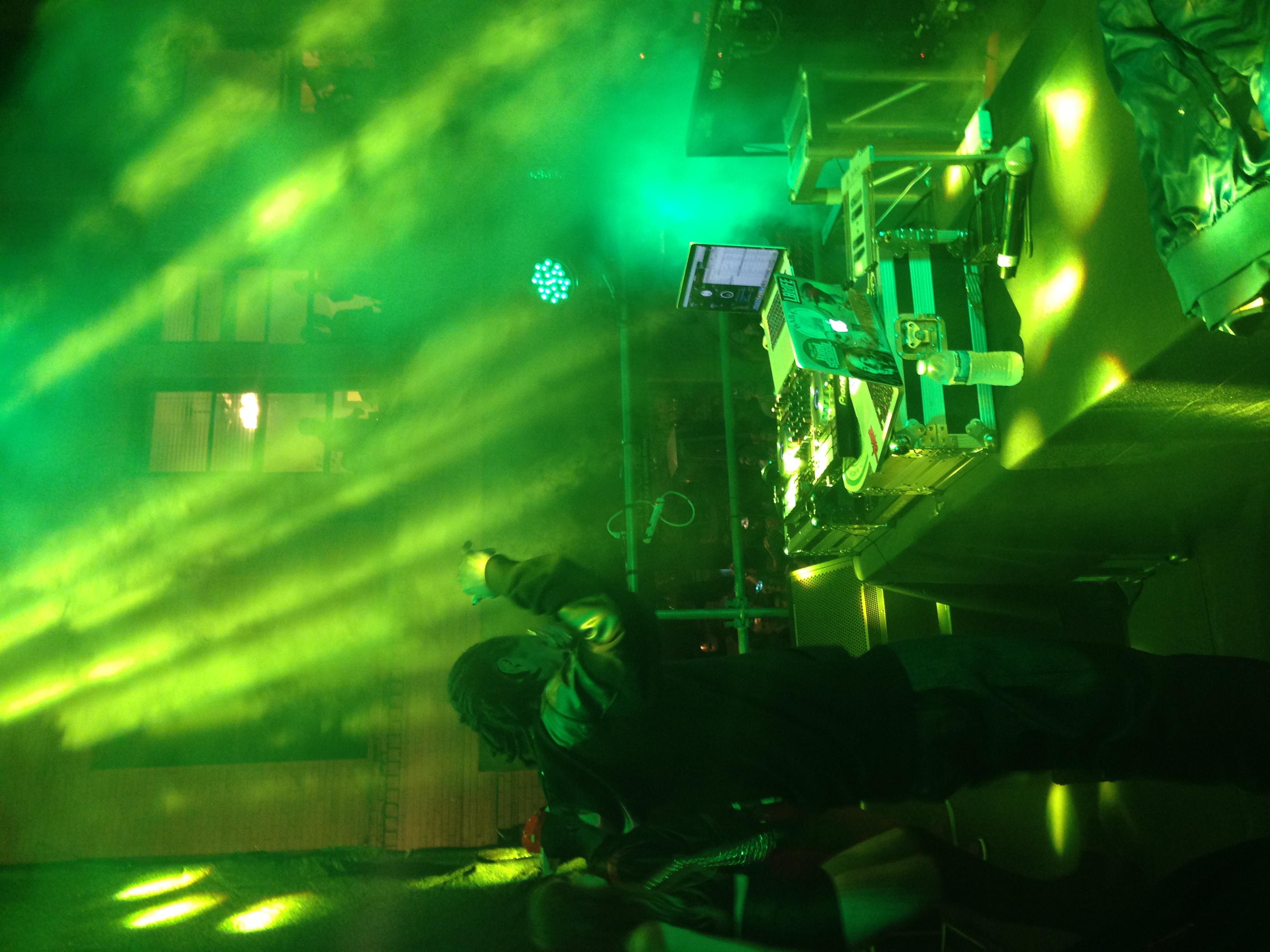 #NEW PHOTOS / DJ SNOOPADELIC / SAN DIEGO MADI GRAS / MARCH 3, 2014