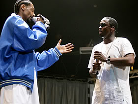 2007 Amsterdam Snoop & Diddy Tour