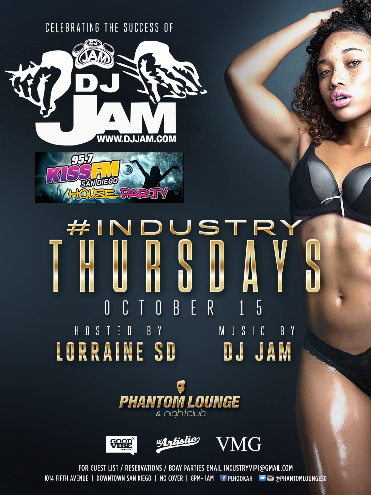 Phantom Lounge 10-15-2015