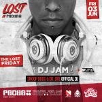 """DJ Jam plays Dubai at """"Lost N Pacha"""" June 3rd 2016"""