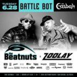 San Diego Battle Bot / June 28, 2016