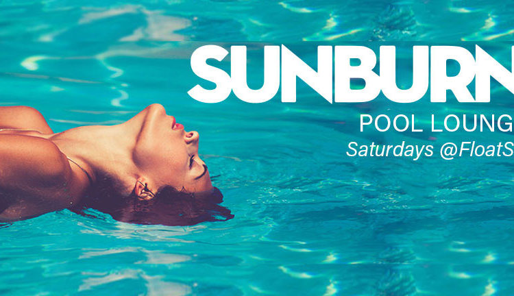 SunBurn at The Hard Rock - Poolside | San Diego,CA |  Saturday Aug. 13th