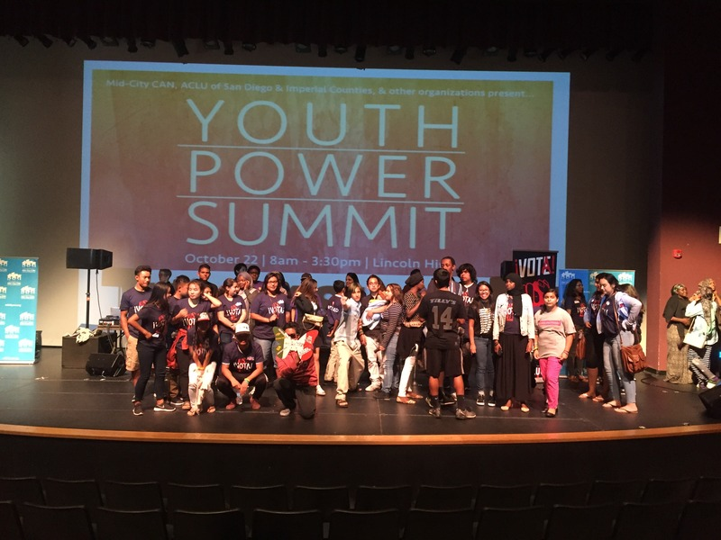 Youth Summit featuring M1 From Dead Prez