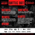 Battle Bot Event 12/27/2016
