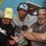 "Dj Jam at the ""Hip-Hop Don't Stop"" event in South Beach Miami"